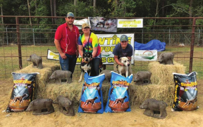 Youth Bay Hog Dog Winners