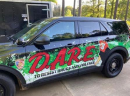 Sheriff's Office uses grant buy new vehicles and traffic units