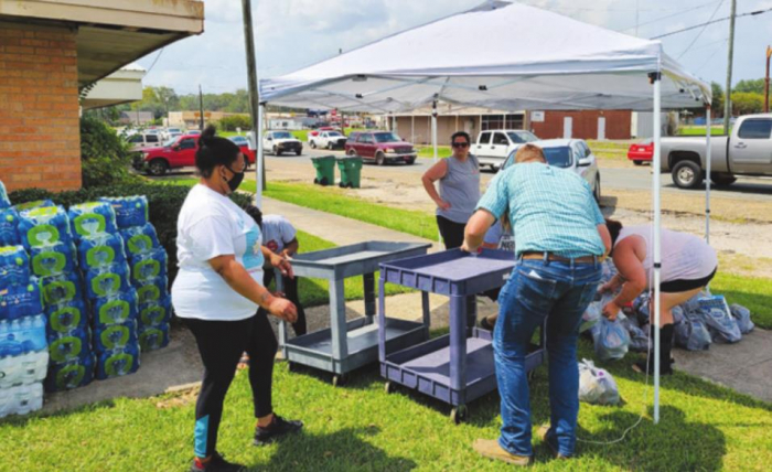 Winn Parish pulls together after Hurricane Laura wreaks havoc