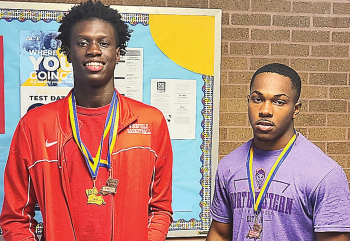 Winnfield Track and Field win big at state championships