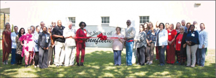 The Suites of Winnfield holds a Stellar Grand Opening!