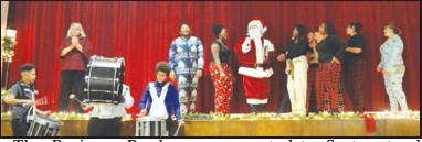 Winnfield Tiger Band Annual Christmas Concert