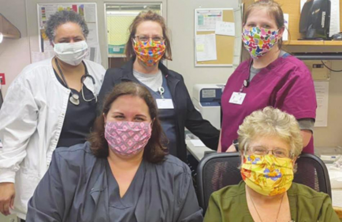 Community Supports Hospital Workers through Pandemic