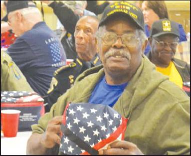 Sheriff's Office Honors Veterans at Program