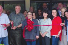 Winn Chamber of Commerce and Tourism Host Ribbon Cutting at New Office of Waskom Brown & Associates, LLC and the Harrington Law Firm