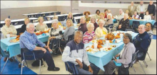Retired Teachers Gives Thanks