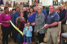 Chamber Ribbon Cutting for Serendipity
