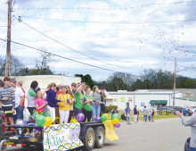 2020 Krewe of Kingfish Mardi Gras Parade