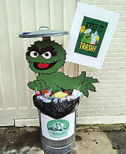 City of Winnfield hosting trash can decorating contest