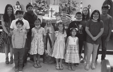Our Lady of Lourdes Recent Events Held