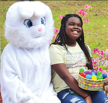Community gathers for Easter Event