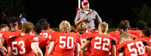 WSHS Football Team handed first loss of the season