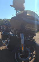 Winnfield Police Department hold largest motorcycle ride yet