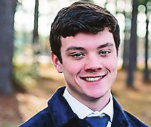Two Winnfield FFA Chapter members named to state officer positions