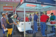 Home Hardware Holds Customer Appreciation Day