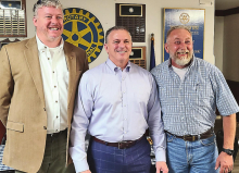 Louisiana Speaker of the House makes second visit to Winnfield