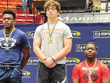 WSH wins two medals at state powerlifting meet