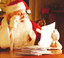 Letters to Santa from around Winn Parish