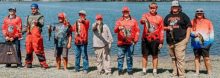 Atlanta High School Fishing Team reel in another first and second place at fishing tournament