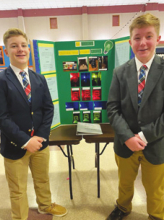 WMS Students Compete in Louisiana State Science and Engineering Fair Virtually