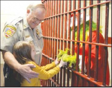 Grinch Locked Behind Bars Just In Time For Christmas 2019!