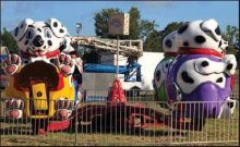 Scenes from Winn Parish Fair Monday Morning