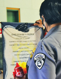 Winnfield hosts Police and Firefighter appreciation lunch